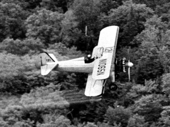- #121 N1065N Farm-Air Company - Image taken by Richard Arless at Nictau, New Brunswick, between 27 May and 2 June, 1953.