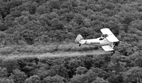 - #125 N56938 Farm-Air Co. - Image taken by Richard Arless at Nictau, New Brunswick, between 27 May and 2 June, 1953.