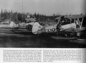 - #15 N1308N and #16 N58850 - Pg. 88 of Avis and Bowman: Stearman, A Pictorial History.