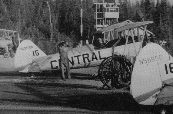 - #15 N1308N and #16 N58850 (tail) - Pg. 88 of Avis and Bowman: Stearman, A Pictorial History.