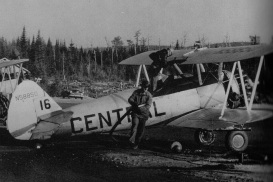 - #16 N58850 (tail) - Pg. 88 of Avis and Bowman: Stearman, A Pictorial History.