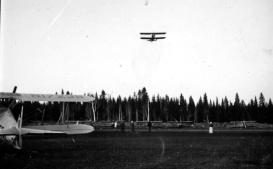- #18 N1723B - Image taken by Richard Arless at Nictau, New Brunswick, between 27 May and 2 June, 1953.