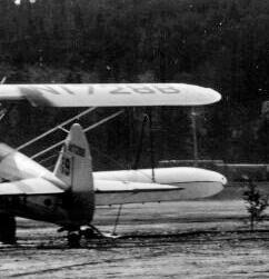 - #19 N1728B - Image taken by Richard Arless at Nictau, New Brunswick, between 27 May and 2 June, 1953.