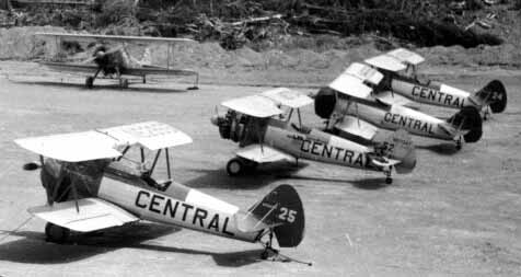 - #25 N62955, #52 N57047, #49? N62675?, #24 Nxxxxx - Image by Dwight Dolan at Nictau, New Brunswick, 7-13 June 1953. FPL files.
