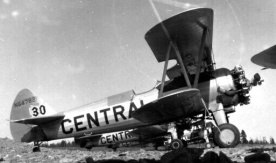 - #30 N64782 - Image by Dwight Dolan at Nictau, New Brunswick, 7-13 June 1953. FPL files.