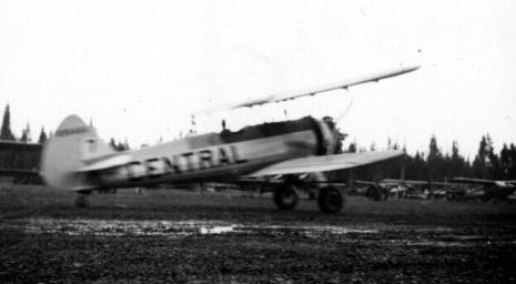 - #7 N57315 - Image taken by Richard Arless at Nictau, New Brunswick, between 27 May and 2 June, 1953.