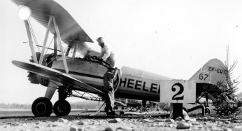 CF-EQY Wheeler Stearman #67_RichardArless_NictauNB_27May-2Jun1953-05