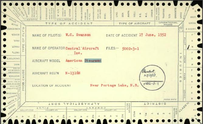 N1316N 1952 1